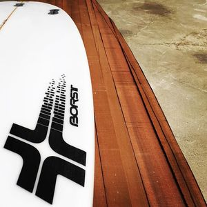 BORST  SURFBOARDS    NEW LINE UP