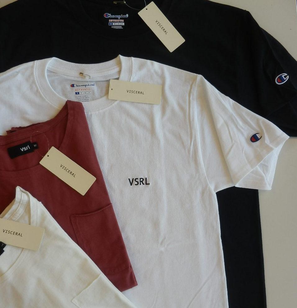 VISCERAL Tシャツ 入荷!