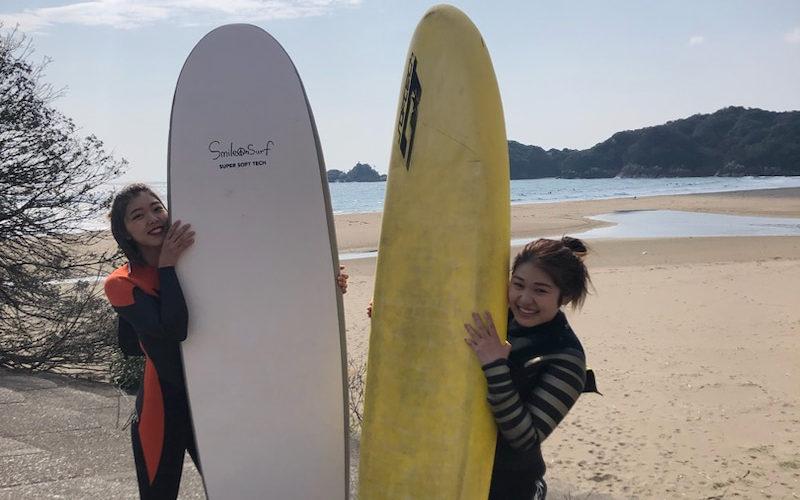 サーフィンに行こう〜〜 20190323