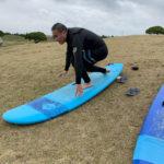 サーフィンに行こう~~ 20190417   63歳でサーフィンデビュー