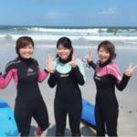 サーフィンに行こう~~  サーフィン体験スクール 20180709