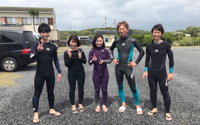サーフィンに行こう~~  20190518 遅めのランチは海鮮