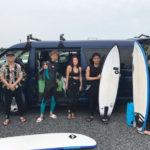 サーフィンに行こう~~  20190602 上手くなっていく!
