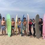サーフィンに行こう~~ 20190811 日本海の巻 サーフィン スクール 初心者体験