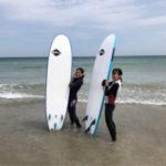 サーフィンスクール大阪 サーフィン体験 20180506