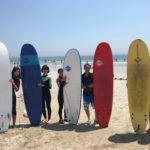 サーフィンに行こう~~ サーフィン体験スクール 20180715