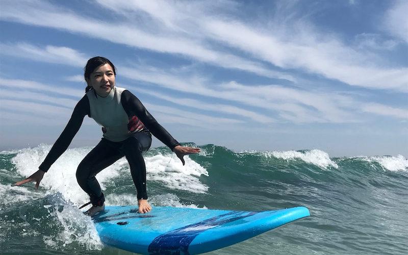 サーフィンに行こう~~   20190511 暑くなってきた~~