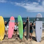 サーフィンに行こう~~~  20190914  海も貸切りのビギナーズデイ!初心者 体験 スクール