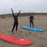 サーフィンに行こう~~  20200613 大阪からサーフィンスクール 大阪サーフィンスクール サーフィン女子