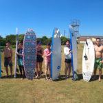 サーフィンに行こう〜〜 20200815 大阪サーフィンスクール サーフィンスクール大阪