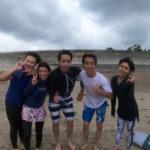 サーフィンに行こう〜〜  20200901 大阪サーフィンスクール サーフインスクール大阪 体験スクール