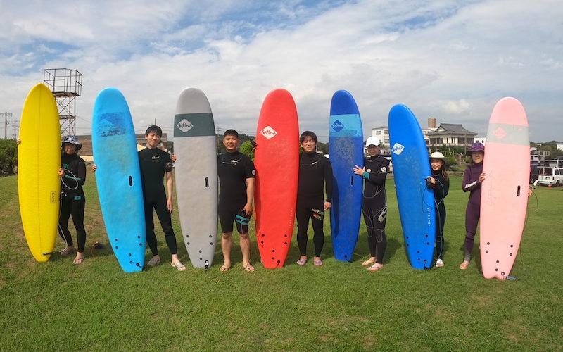 サーフィンに行こう~~  20200922 大阪サーフィンスクール サーフィンスクール大阪 初心者スクール