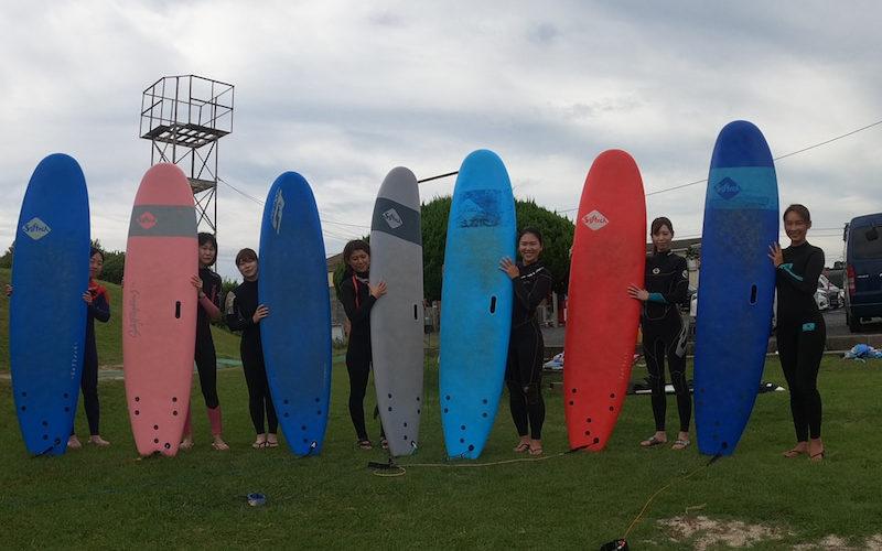 サーフィンに行こう〜〜   20200926!大阪サーフィンスクール サーフィンスクール大阪 なんば発 体験スクール