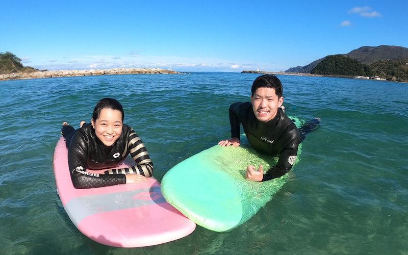 サーフィンに行こう〜〜  20201129!大阪サーフィンスクール 初心者スクール