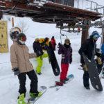 スノーサーフィンに行こう〜〜  20210131 飛騨かわいスキー場! 大阪サーフショップ
