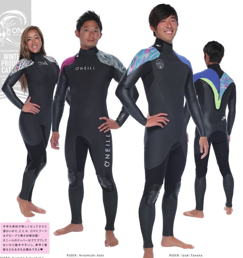ONEILL     15/16  WET SUITS      オニール 秋冬ウェットスーツ