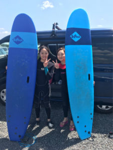 サーフィンスクール大阪 サーフィン体験 20180504
