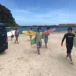 サーフィンに行こう~~   20190813 日本海~~day3 サーフィンスクール