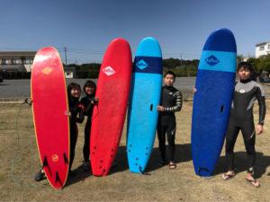 サーフィンに行こう~~~~~  20180330