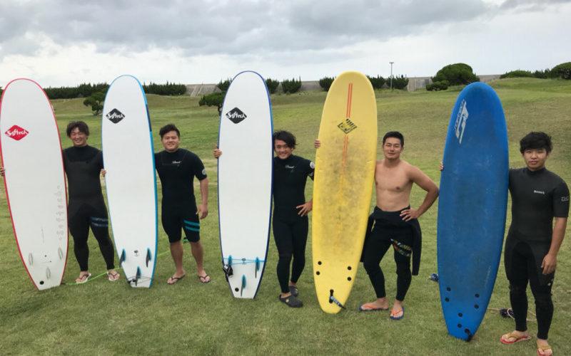 サーフィンスクール大阪 サーフィン初心者体験 20180528