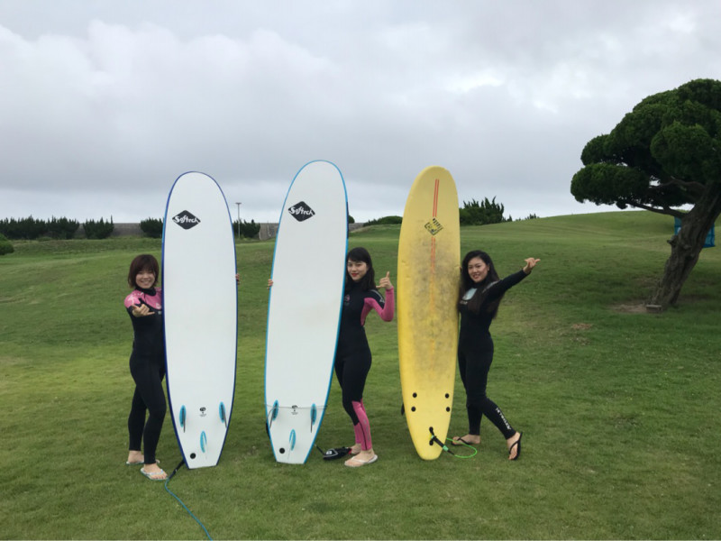 サーフィンに行こう~~  サーフィン体験スクール 20180707