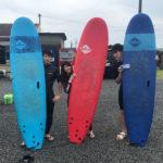 サーフィンに行こう〜〜 20190713 仲良しグループ 体験 サーフィン スクール