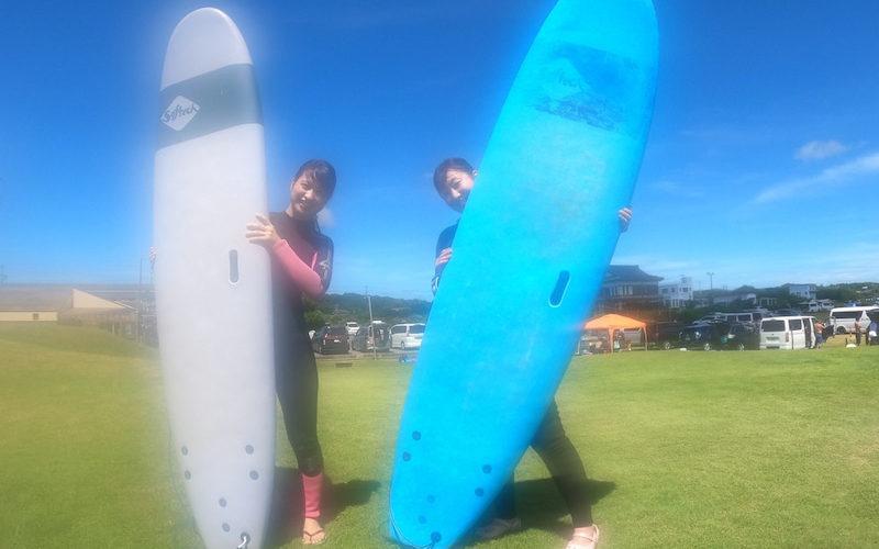 サーフィンに行こう~~ 20200810 大阪サーフィンスクール なんば出発