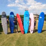 サーフィンに行こう~~ 20200814 親子参加も!サーフィンスクール大阪 大阪サーフィンスクール