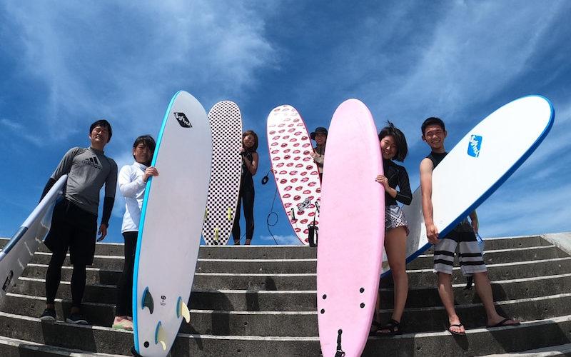 サーフィンに行こう〜〜 20200818!大阪サーフィンスクール サーフィンスクール大阪
