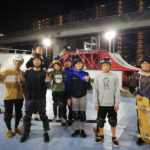 スケートボードでトレーニング for surf!大阪サーフショップ
