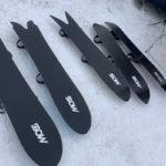 スノーサーフィン行ってきました~~ 20210111 スノーボード スノーワックス